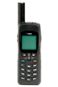 Iririum satellite phone 9555